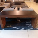 Pacific Beacon Metal/Wood End Table 1