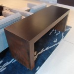 Pacific Beacon Metal/Wood End Table 2