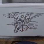 US Navy SEAL Logo test