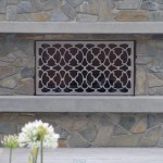 Pacific Beacon Courtyard Firepit Screen