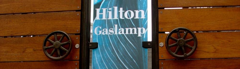 Hilton Teak Gate Detail